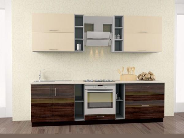 Кухня High Gloss – это гармоничный союз стильного дизайна и прогрессивных технологических решений.