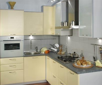Кухня Конвалия
