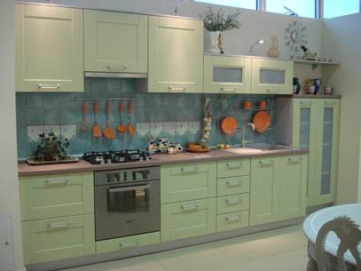 Кухня Перлина