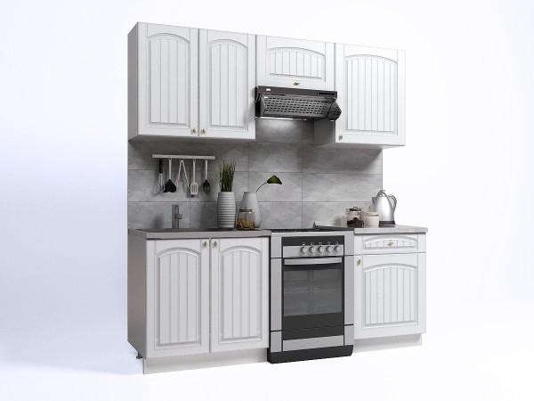 Кухня Прованс 2 м (8 упаковок)