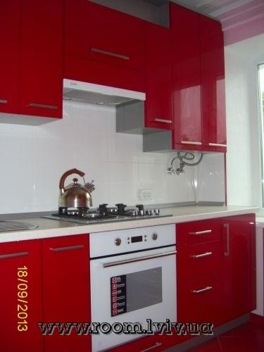 Кухня. Фасади - фарбований МДФ. Проектування кухонь. Індивідуальний підхід Web: www. room. lviv. ua