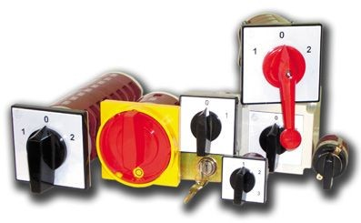 Кулачковые переключатели 4G