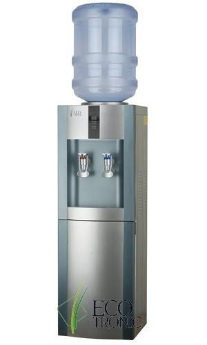 Кулер Ecotronic Н1-LE Silver электронное охлаждение напольный