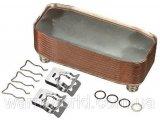 Фото  1 Купить 065153 Теплообменник вторичный Pro/Plus 20 пластин 32-36 кВт VUW / 2 Vaillant 2023544
