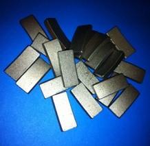 Купить алмазные сегменты для восстановления алмазных коронок, кругов, дисков