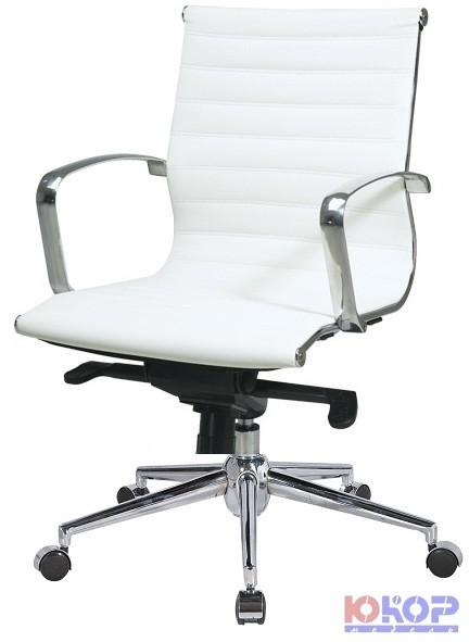 Купить компьютерное кресло АЛАБАМА СРЕДНЯЯ черное, белое киев, купить компьютерное кресло ALABAMA MEDIUM в киеве