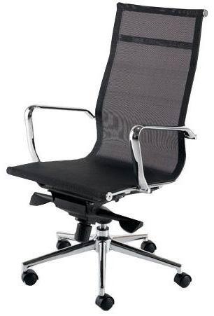 Купить кресло НЕВАДА ВЫСОКОЕ офисное сидение и спинка обтянуты сеткой, операторские кресла NEVADA HIGHT сетка купить