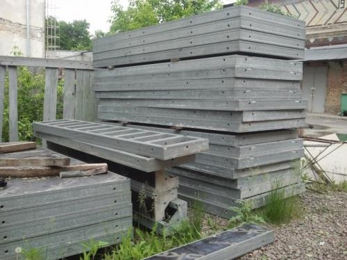 Купить опалубку для бетона бу как замешивать бетон с гравием