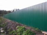 Купить забор из профнастила в Никополе