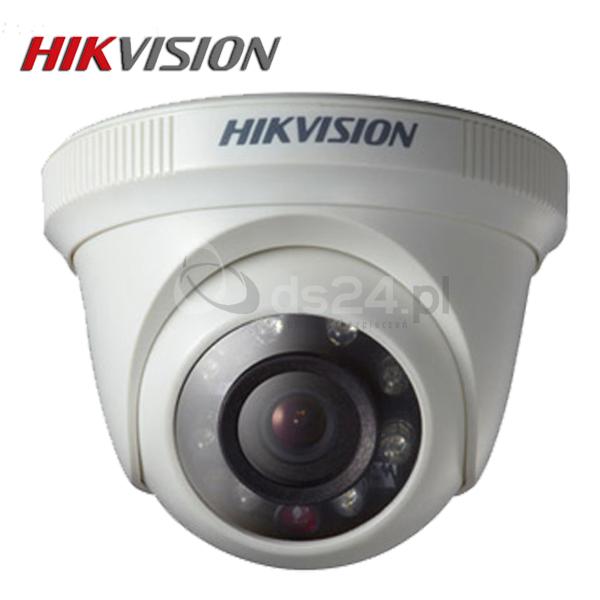 Купольная цветная видеокамера DS-2CE5512P-IRP