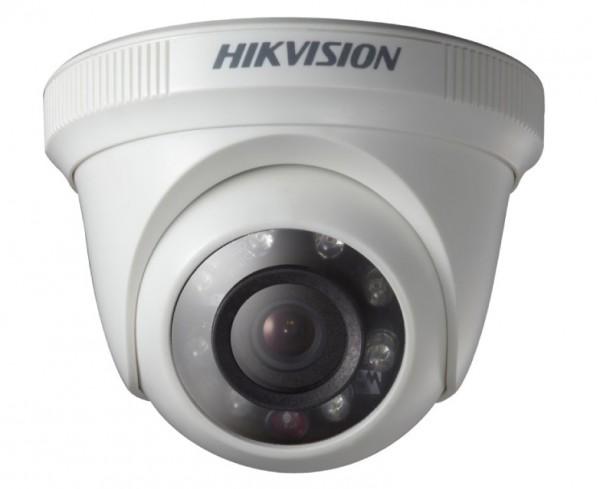 Купольная цветная видеокамера DS-2CE5582P-IRP