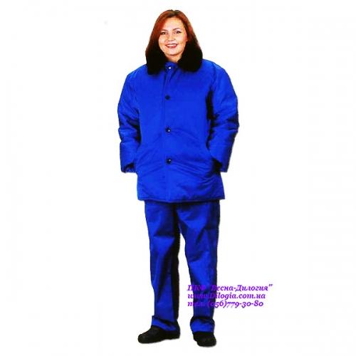 Куртка рабочая ватная