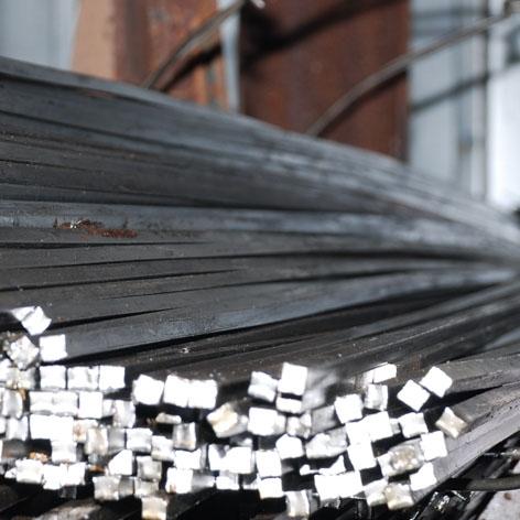 Квадрат алюминиевый 12мм алюминий Д16т (дюраль)