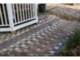 Фото  3 Квадрат малый (цвет на сером цементе) 6см. 3943743