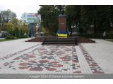Фото  3 Квадрат малый (все цвета на белом цементее) 6см. 3943744