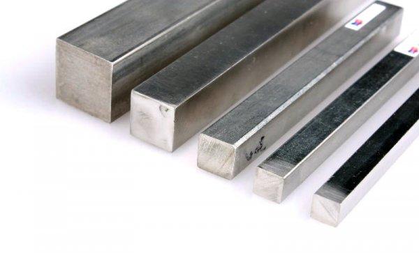 Фото  1 Квадрат нержавеющий, стальной, из цветного металла в ассортименте 2071399