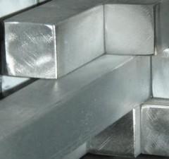 Квадрат сталь 12Х13 190х200 длина 1280мм вес 380кг