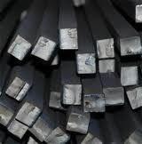 Квадрат сталь 45 размер 22,25,28,30,32,40,45 ,50,55,60
