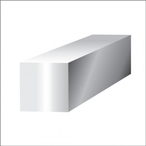 Квадрат стальной 10 мм, 12, 14, 18, 20 мм, L=6/ 9| н/дл, 3 сп/пс