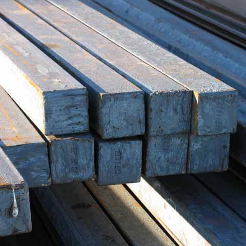 Квадрат стальной 10 мм сталь 3