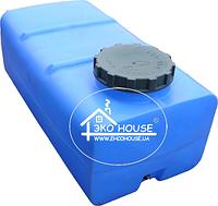 Квадратная пластиковая емкость(бак) 300 литров.