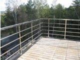 Фото 2 Перила з нержавійки,балкони,навіси,відбійники 335746
