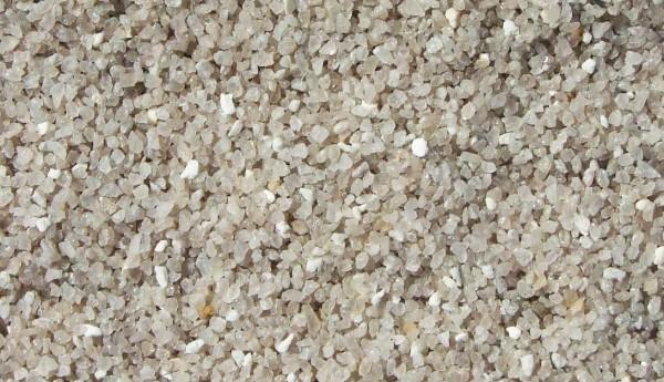 Кварцевый фракционированный песок для фильтров