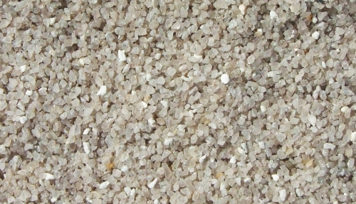 Кварцевый песок для фильтров бассейнов фракция 1,5-3,2 мм