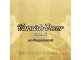Лак для декора с перламутровыми эффектом Varnish Decor Silver / Gold 1л