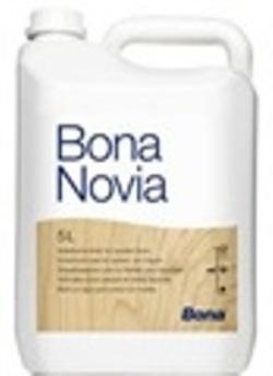 Лак паркетный «Бона Новиа» (Швеция) - экологически чистый, однокомпонентный воднодисперсионный лак.