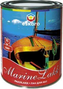 Лак яхтенный Marine Lakk 40 п/м, 2,4 л