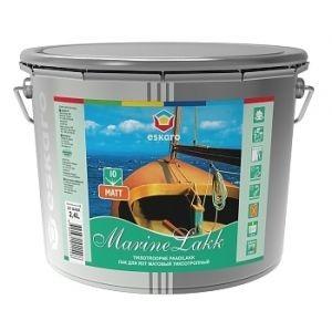 Лак яхтенный Marine Lakk 40 п/м, 9,5 л