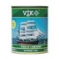 Лак яхтный VIK глянцевый голубой