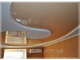 Лаковый натяжной потолок 1,3м