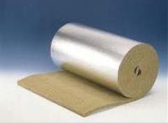 Ламельные маты PAROC Lamella Mat с покрытием из ал фольги, армирован стекловолокном. выс прочность на сжатие. до 300