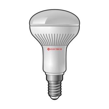 Лампа EL светодиодная R50 3,5W Е14 2700K мат
