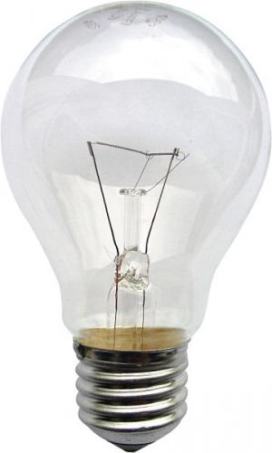 Лампа накаливания 25-500Вт Е27, Е40