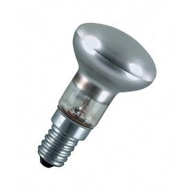 Лампа рефлекторная 40-100Вт Osram, Sylwania, GE, Philips