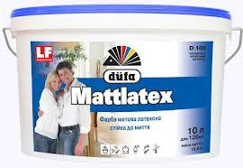 Латексная краска DUFA MATLATEX 2,5л
