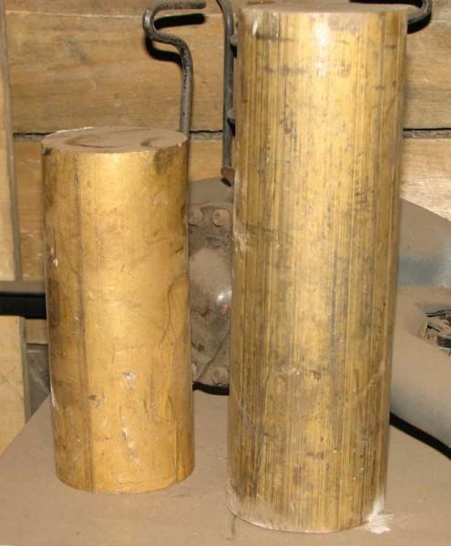 Латунь, изделия из латуни в ассортименте, латунь сплав