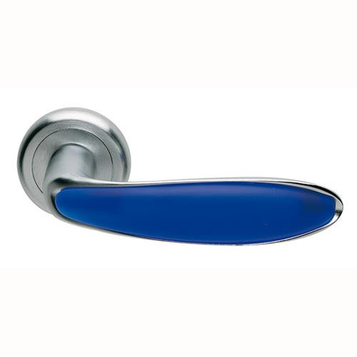 Латунная дверная ручка DIVA-CSA