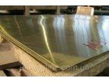 Фото  1 Латунный лист ЛС59 размером 16х600х1500мм (тв. мяг.) 2185189