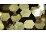 Фото  1 Латунный шестигранник № 24 мм ГОСТ ЛС59-1, Л63 п/тв 2178601