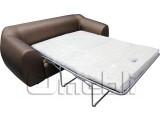 Лаур диван нераскладной ткань Бонд 01 беж Код A98182