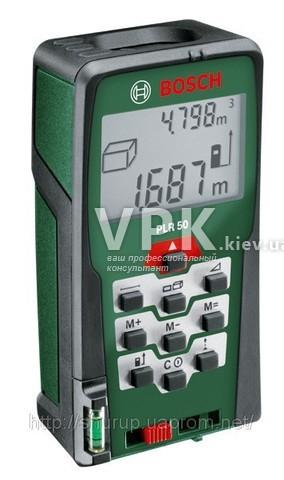 Лазерный дальномер Bosch PLR 50