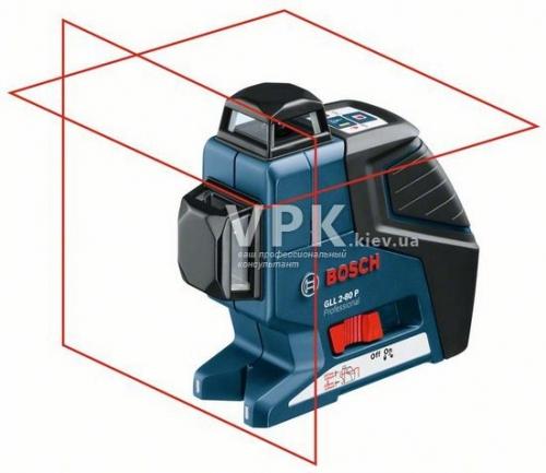 Лазерный нивелир Bosch GLL 2-50 BS 150