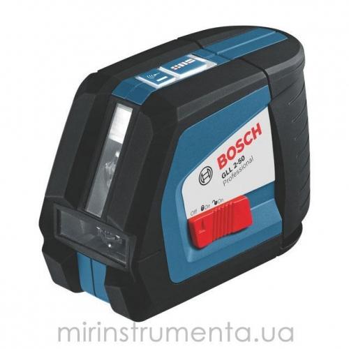 Лазерный нивелир Bosch GLL 2-50 L-boxx (вкладка) (0601063104)