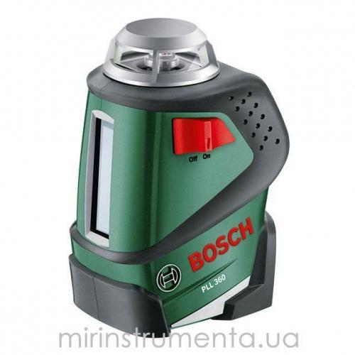 Лазерный нивелир Bosch PLL360 (0603663020)