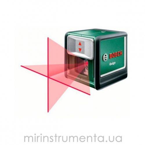 Лазерный нивелир Bosch QUIGO 11-EEU (0603663220)