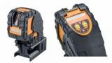 Лазерный нивелир – построитель лазерных плоскостей Обрезиненный корпус-яркие лазерные линии